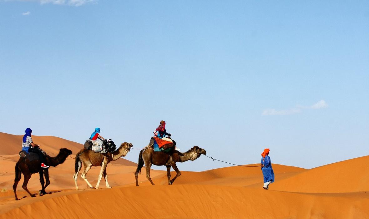 3 Noches Excursión en Camellos