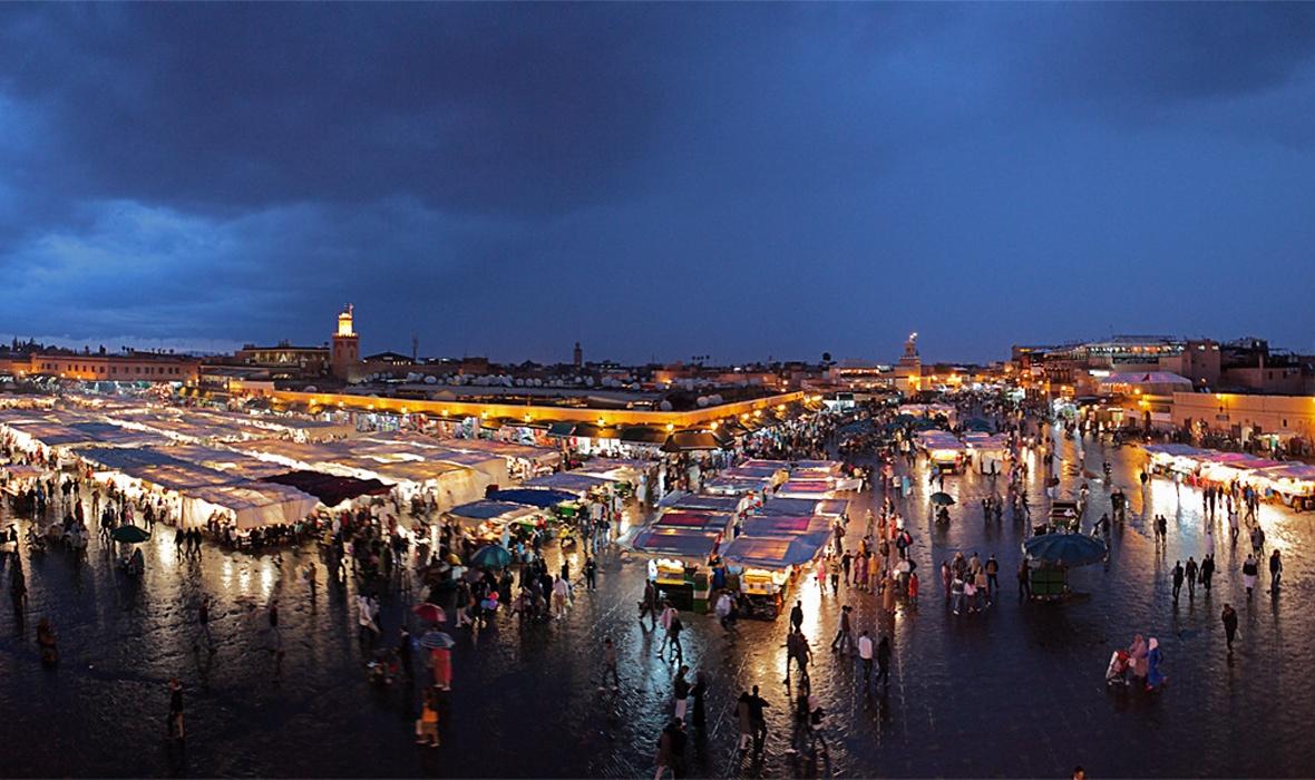 Marrakech Tour de Compras